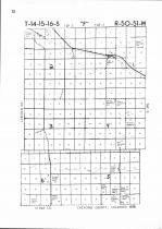 Map Image 006, Cheyenne County 1979